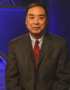 中国环境科学研究院副院长柴发合照片