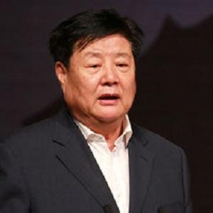 中国中小企业协会会长李子彬照片