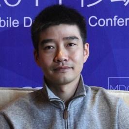 环信即时通讯云创始人&CEO刘俊彦照片