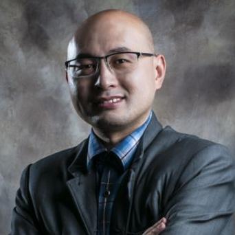 百融金服CEO张韶峰照片
