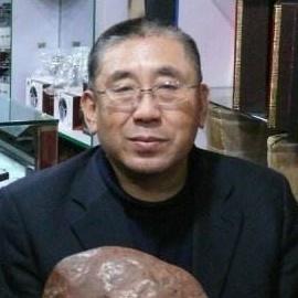 北京天文馆研究员张宝林照片