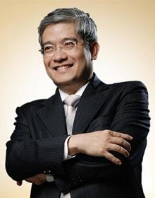 香港中文大学教授郎咸平照片