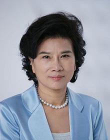 格力集团董事长董明珠照片