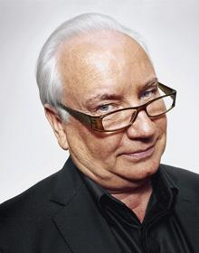 欧洲最富经验、最成功、著作最丰的未来学家雷·哈蒙德照片