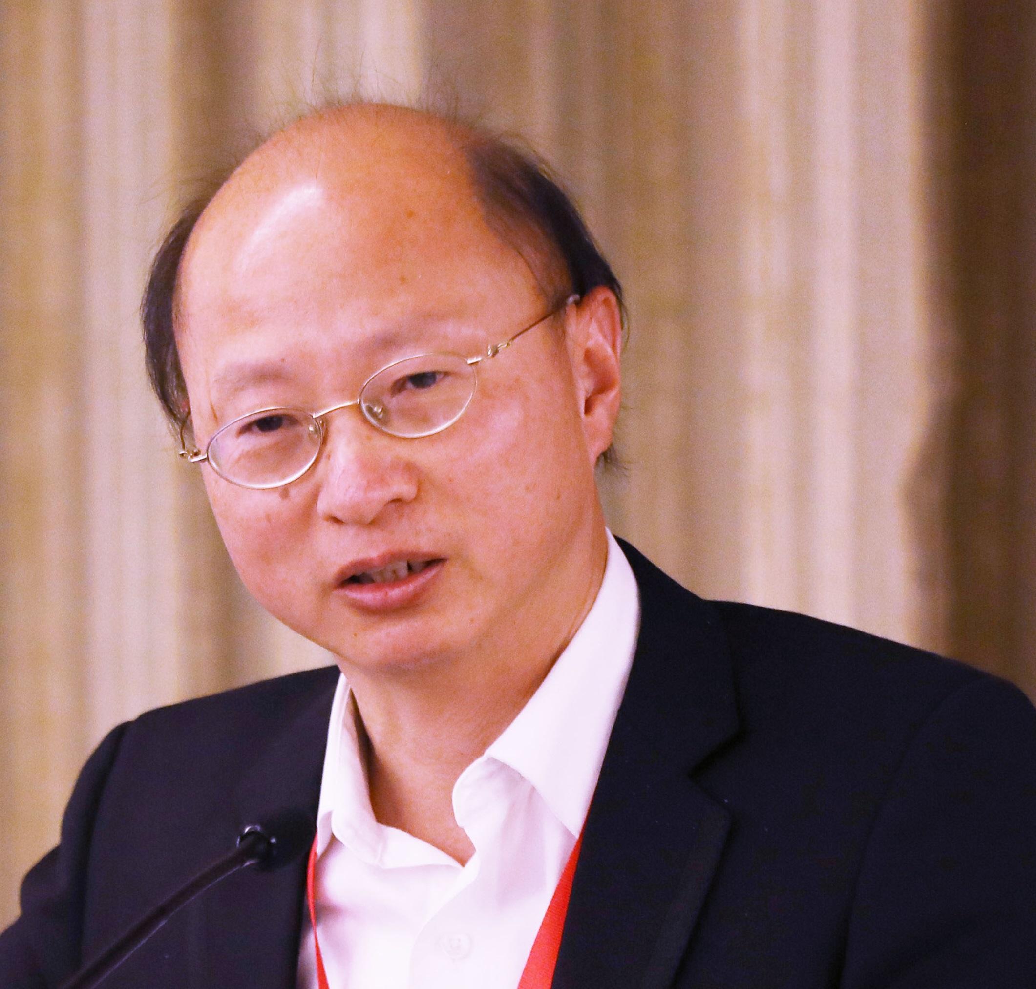 温州医科大学研究员吕斌照片