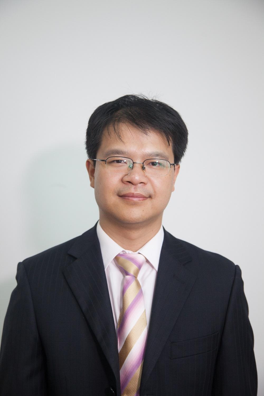 上海市激光技术研究所副所长王健超照片