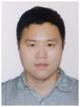 中国科学院长春光学精密机械与物理研究所副研究员张俊照片