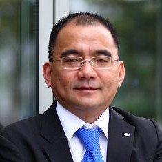 Chief Legal Officer, HENKEL GREATER CHINA & KOREA;Executive Committee Member, HENKEL GREATER CHINAVictor Shen照片