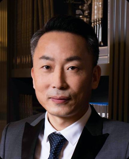 巴比特 CEO王雷照片