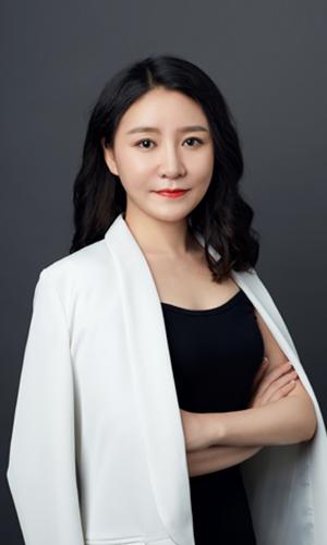 雨果网韩国公司总经理 李智贤照片
