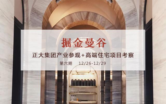 【曼谷】年末掘金·避寒之旅 | 第六期