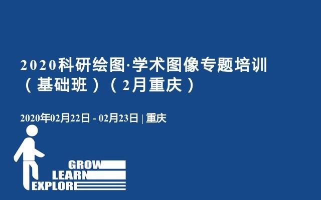 2020科研绘图·学术图像专题培训 (基础班)(2月重庆)