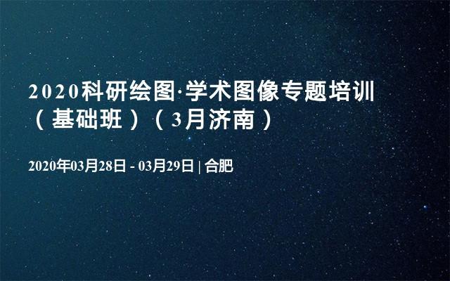 2020科研绘图·学术图像专题培训 (基础班)(3月济南)