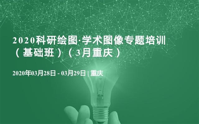 2020科研绘图·学术图像专题培训 (基础班)(3月重庆)