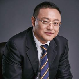 首汽共享汽车CEO谭奕照片