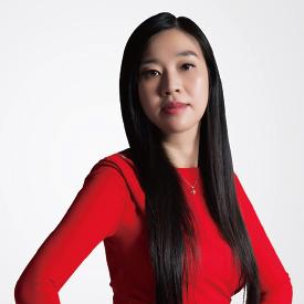 伽蓝零售总裁吴梦照片