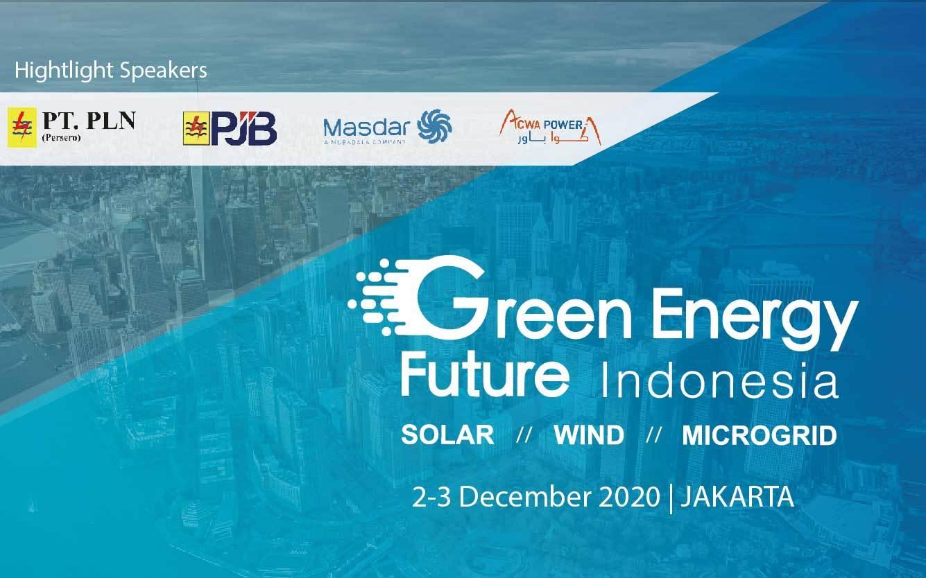 2020印尼未来绿色能源峰会