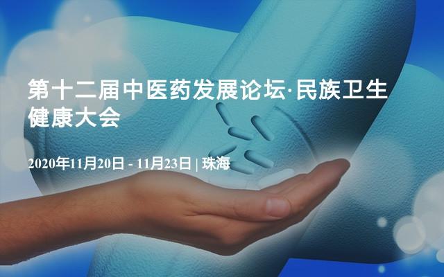 第十二届中医药发展论坛·民族卫生健康大会
