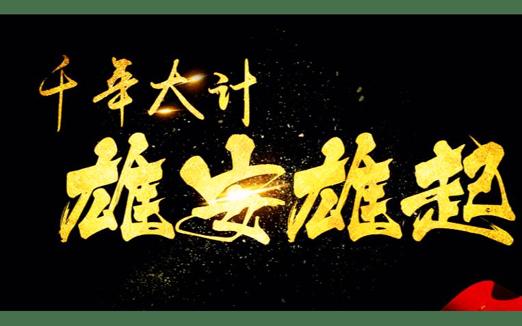2019中国(雄安新区)工程建设与建设机械创新发展论坛暨供需对接会