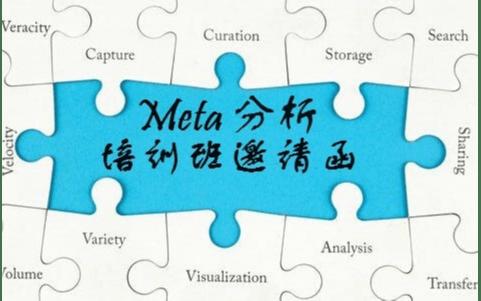 2019Meta分析培训班(7月西安班)