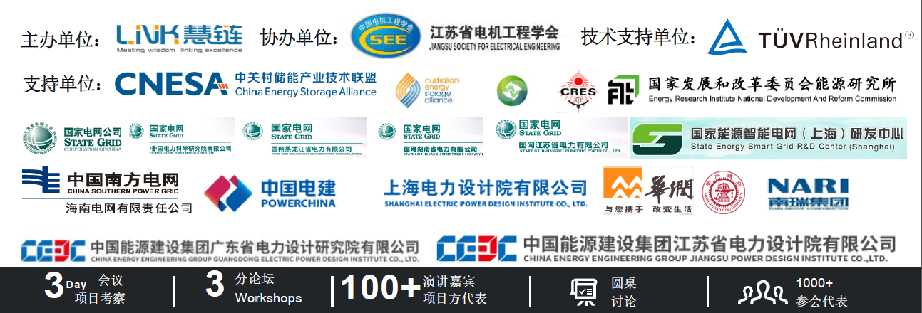 储能国际创新论坛2019(南京)