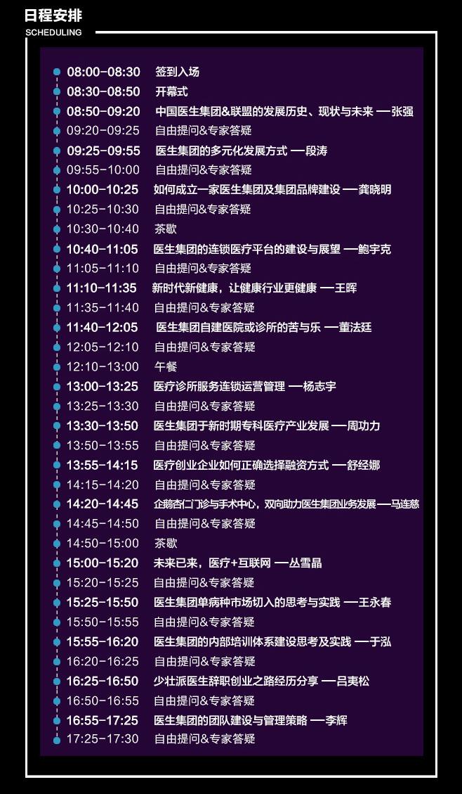 2019第四届中国医生集团联盟大会(沈阳)