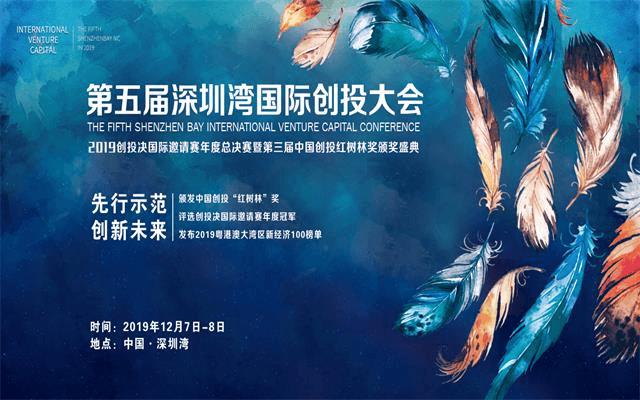 2019第五届深圳湾国际创投大会