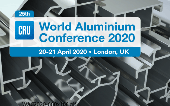 CRU世界铝业大会2020