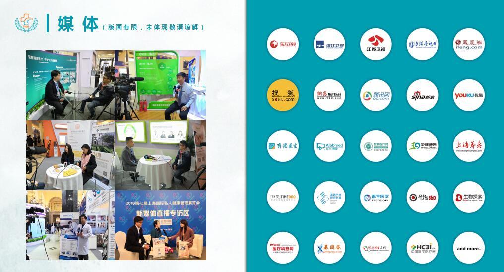2020第八届上海国际私人健康管理及医疗定制服务展及论坛暨2019 第五届上海国际跨境医疗展及高峰论坛