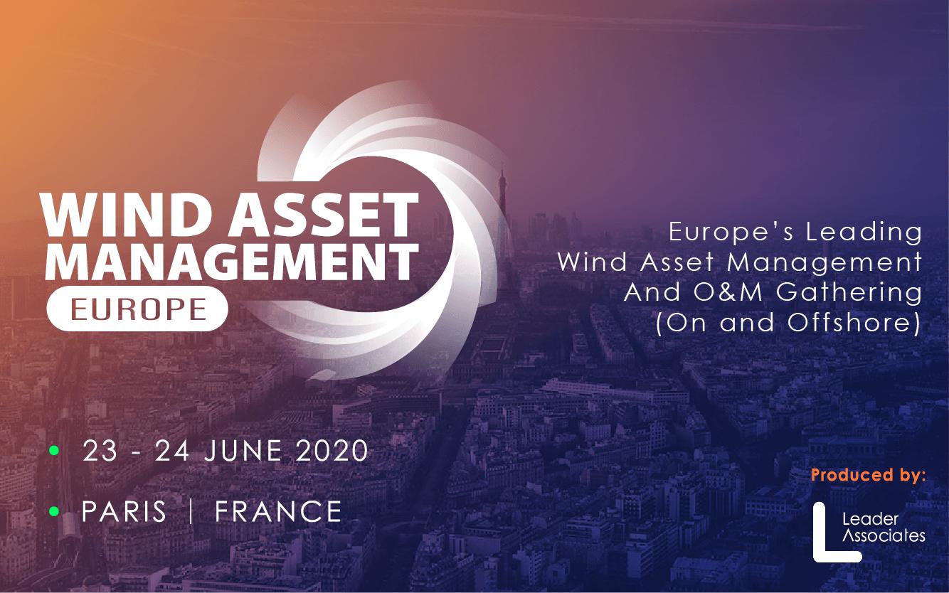 2020欧洲风能资产管理峰会