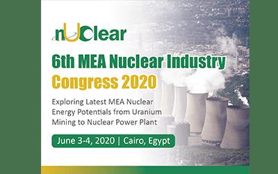 第六届MEA 2020年核工业大会