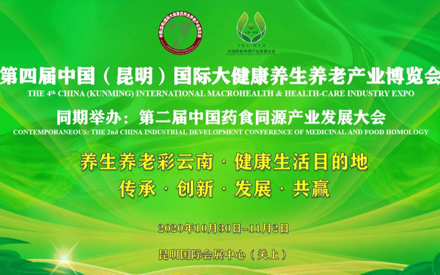 第四届中国(昆明)大健康养生养老产业博览会
