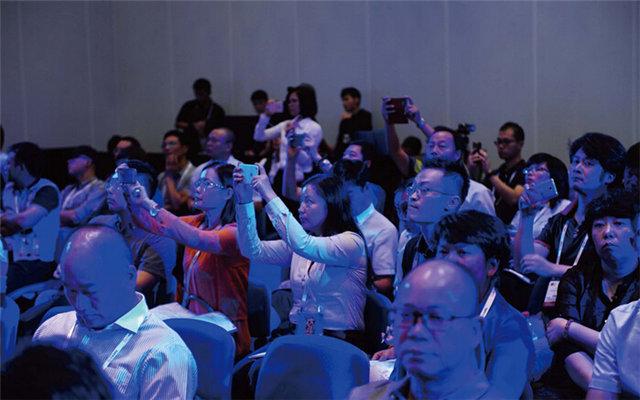 2015中国主题乐园发展高峰论坛现场图片
