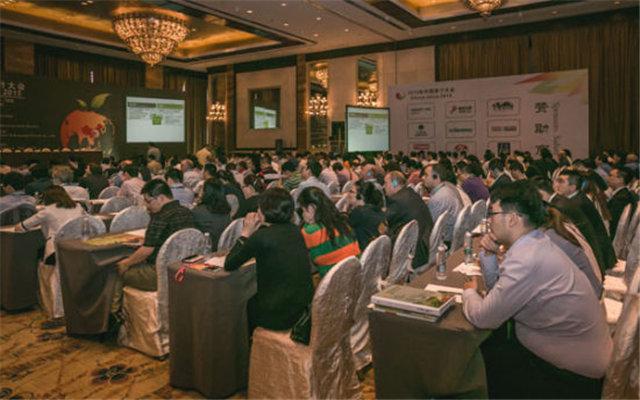 2015中国果汁大会现场图片