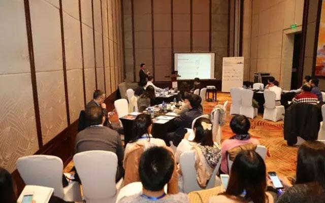 2015CFO行业峰会-上海站现场图片
