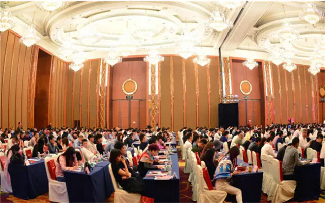2015中国服装大会现场图片
