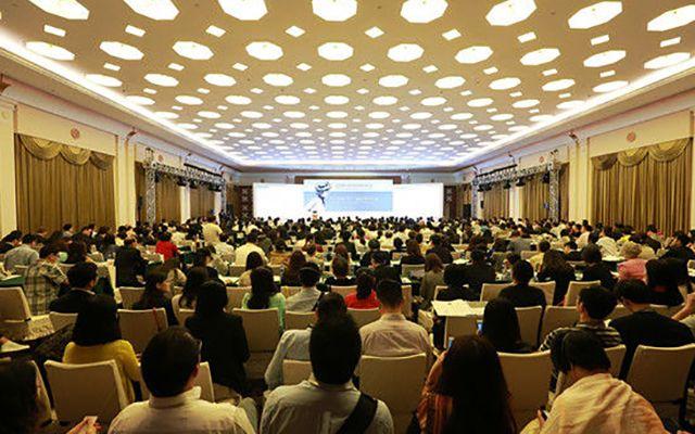 2015第七届顶级品牌高峰论坛现场图片