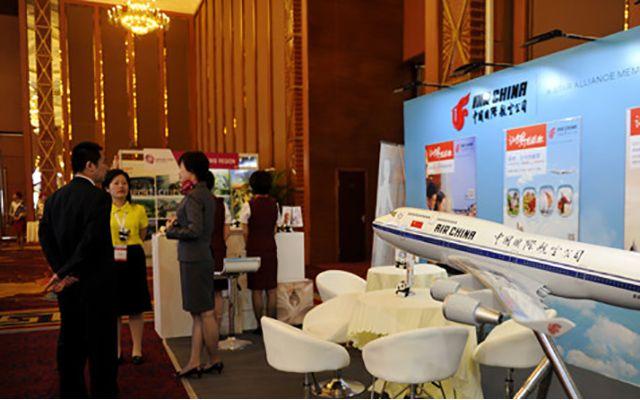 2015年世界机场城市大会(亚太)现场图片