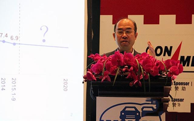 2015年中国汽车要闻重型车国际论坛现场图片