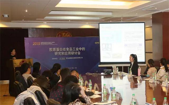中国食品科学技术学会第十二届年会暨第八届中美食品业高层论坛现场图片