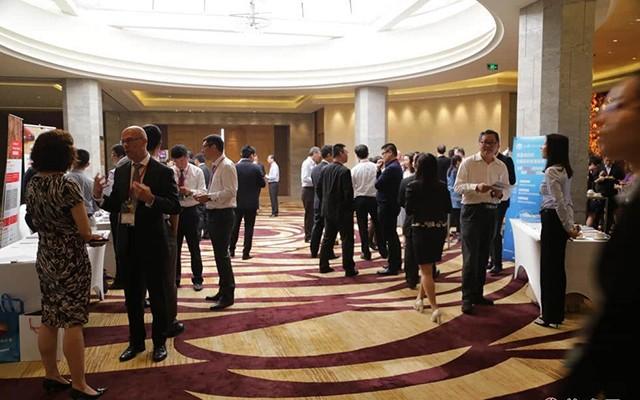 2016第八届中国反腐败合规峰会现场图片