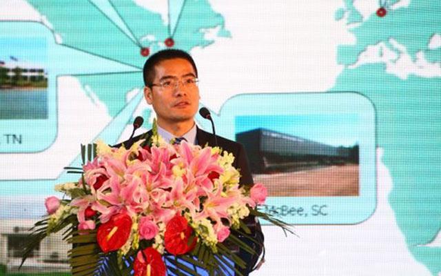 2015年(首届)中美韩净水市场国际峰会现场图片