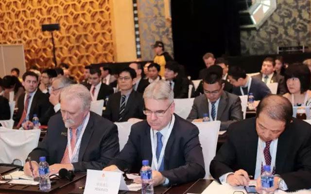 2015中国国际LNG峰会现场图片