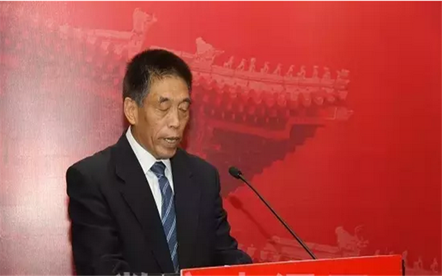 中国水泥协会企业文化研究会成立大会现场图片