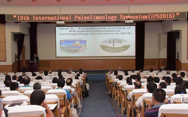 第十三届国际古湖沼会议(IPS2015)现场图片