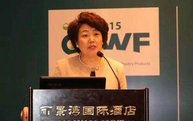 2015中国动物福利与畜禽产品安全质量安全论坛现场图片