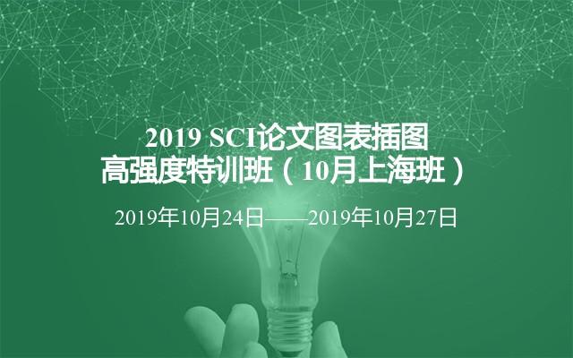 2019 SCI论文图表插图高强度特训班(10月上海班)