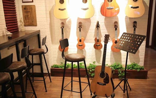 心音悦吉他艺塾