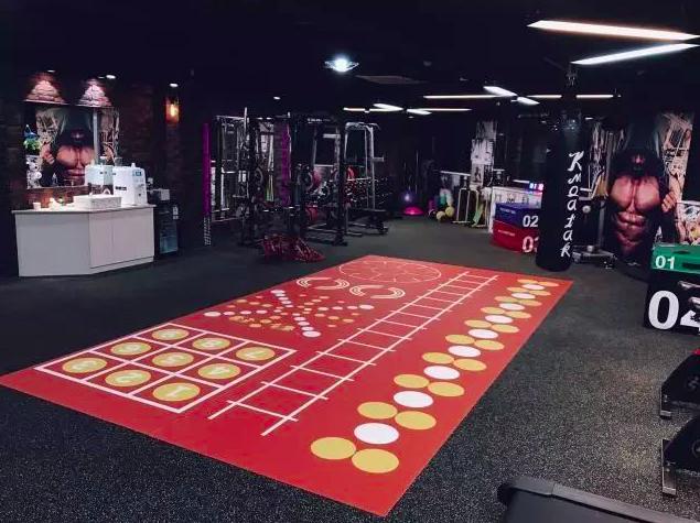 Nirvana Fitness健身工作室