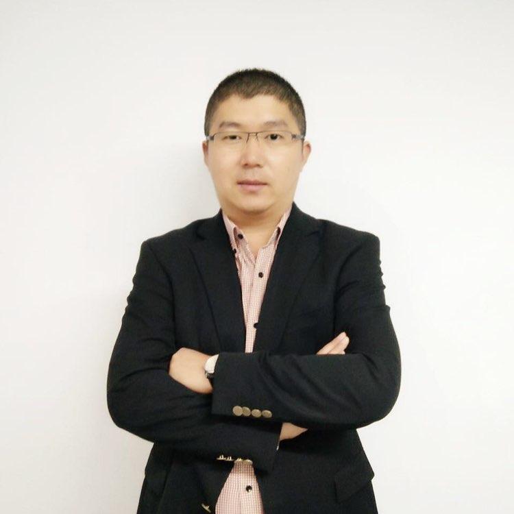 烟台万达广场商业物业管理有限公司副总艾怡帆照片